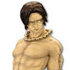 Ichiban Kuji: Portgas D. Ace Marineford Chapter Sepia Ver.