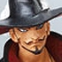 One Piece Attack Motions Vol 4: Mihawk