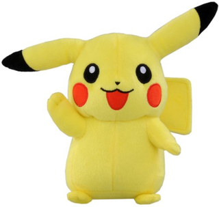 main photo of Best Wishes Pikachu