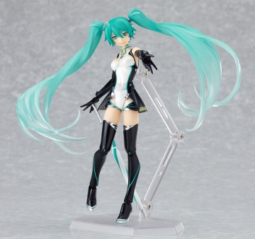 main photo of figma Racing Miku 2011 First Win ver.
