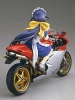 photo of Mahoro-San with Sport Motorbike Ver.