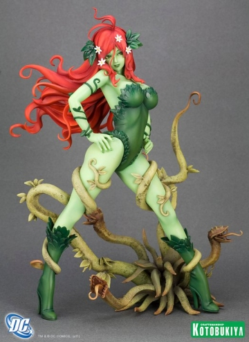 main photo of DC COMICS Bishoujo Statue Poison Ivy