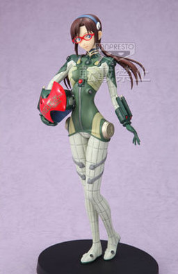 main photo of Ichiban Kuji Evangelion Second Impact: Makinami Mari Illustrious