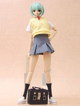 main photo of Ayanami Rei Dollfie Dream Transfer Student Ver.