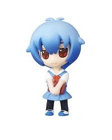main photo of Ayanami Rei School Uniform Ver.