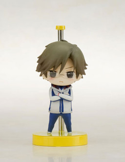 main photo of One Coin Grande Figure Collection - The Prince of Tennis: Tezuka Kunimitsu