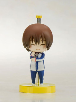 main photo of One Coin Grande Figure Collection - The Prince of Tennis: Fuji Shuusuke