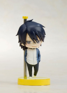main photo of One Coin Grande Figure Collection - The Prince of Tennis: Oshitari Yuushi