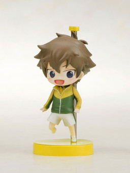 main photo of One Coin Grande Figure Collection - The Prince of Tennis: Oshitari Kenya
