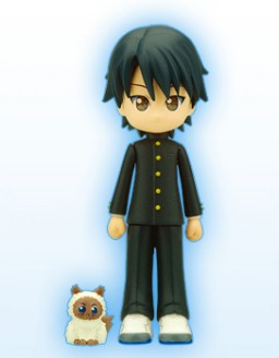 main photo of Prince of Tennis J-Mini Series: Echizen Ryouma (rare)