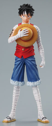 main photo of Styling: Monkey D. Luffy