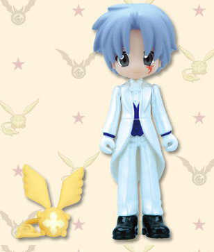 main photo of D.Gray-man Innocence Box White: Allen Walker