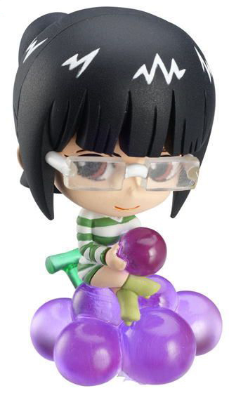 main photo of One Piece Petit Chara Land Strong World Fruit Party: Nico Robin
