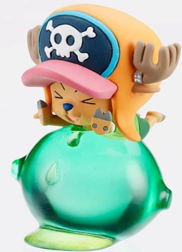 main photo of One Piece Petit Chara Land Strong World Fruit Party: Chopper 2