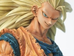 main photo of Figure Colosseum: Son Goku SSJ3 Zoukei Tenkaichi Budoukai Ver.