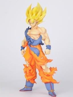 main photo of Ichiban Kuji Dragon Ball Kai ~Strongest Rival~: Son Goku SSJ Zoukei Tenkaichi Budoukai Ver.