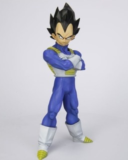 main photo of Figure Colosseum: Vegeta Zoukei Tenkaichi Budoukai Ver.