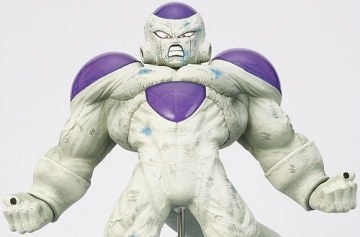 main photo of Ichiban Kuji Dragon Ball Kai ~Strongest Rival~: Freezer Final Form Zoukei Tenkaichi Budoukai Ver.