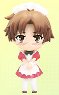main photo of Nendoroid Petite Baka to Test Prize: Yoshii Akihisa