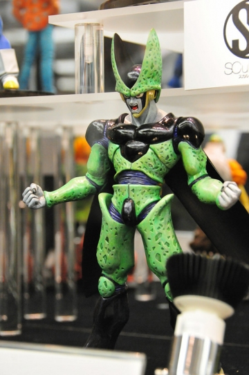 main photo of Figure Colosseum: Perfect Cell Zoukei Tenkaichi Budoukai Ver.
