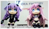 photo of Nendoroid Petit Hyper Dimension Game Neptune mk2: Purple Sister