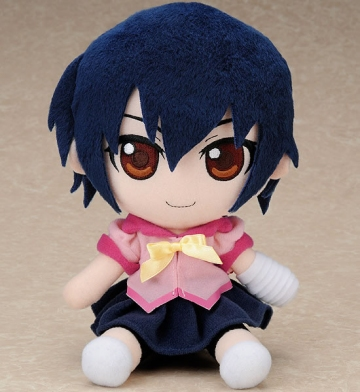 main photo of Bakemonogatari Plushie Series 04: Suruga Kanbaru