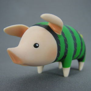 main photo of Monster Hunter Pooggy Collection: watermelon ver.