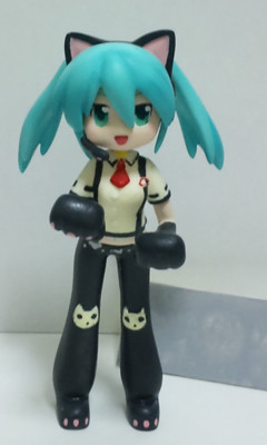 main photo of Hatsune Miku Nyanko ver.
