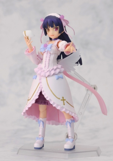 main photo of figma Gokou Ruri Holy Angel Kamineko ver.