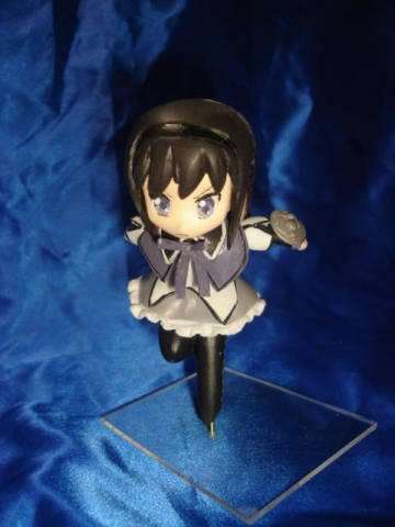 main photo of Akemi Homura Super Deformed ver.