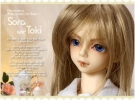 "photo of Super Dollfie Cute Boy ""Toki"""