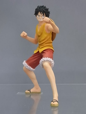 main photo of One Piece Super Styling - Marine Ford: Monkey D.Luffy