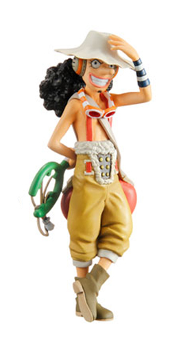 main photo of Half age characters One Piece: Usopp