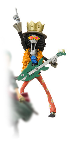 main photo of Half age characters One Piece Vol. 2: Brook