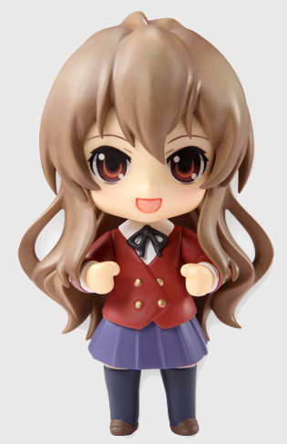 main photo of Nendoroid Aisaka Taiga Dengeki ver.