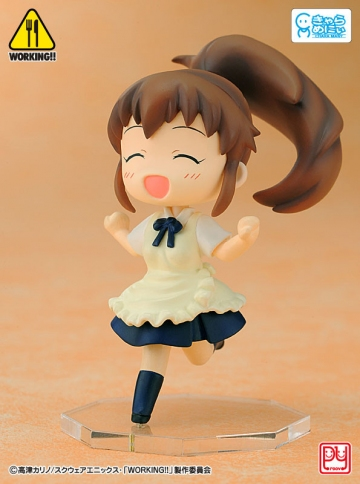 main photo of Go Forth! Taneshima Poplar Army Set Vol.2: Taneshima Poplar Smiling ver.