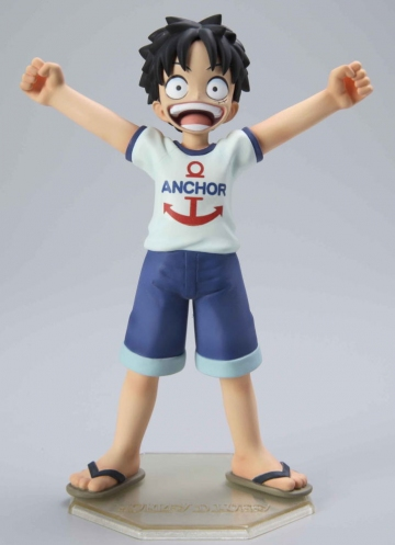 main photo of Portrait of Pirates: SeriesCB-1 Monkey D. Luffy