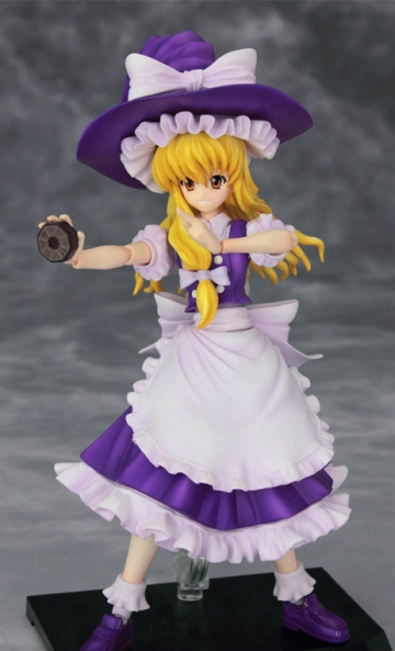 main photo of Figutto! Kirisame Marisa Purple Ver.