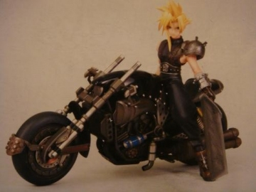 main photo of Cloud Strife Hardy Daytona Ver.