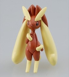 main photo of Pokemon Monster Collection: Lopunny