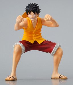 main photo of Digital Grade #01: Monkey D. Luffy