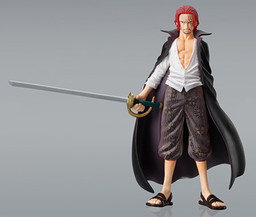 main photo of Digital Grade #01: Red-Haired Shanks