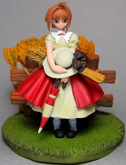 main photo of CC Sakura Figure Collection #2: Kinomoto Sakura