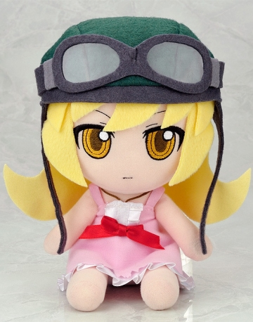 main photo of Bakemonogatari Plushie Series 07: Shinobu Oshino