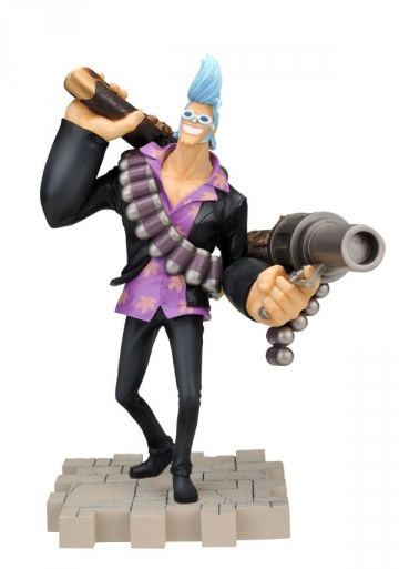 main photo of Ichiban Kuji One Piece Film ~Strong World~:Franky