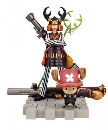 main photo of Ichiban Kuji One Piece Film ~Strong World~:Usopp and Chopper
