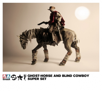 main photo of Blind Cowboy and Ghost-Horse Super-set