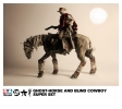 photo of Blind Cowboy and Ghost-Horse Super-set