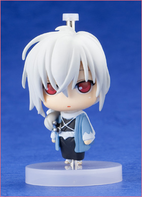 main photo of Hakuouki One Coin Grande Figure Collection Rasetsu ver.: Saito Hajime