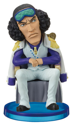 main photo of One Piece World Collectable Figure Vol. 14: Aokiji